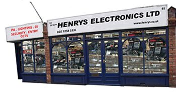 Henrys Have Moved to 91 High Street, Edgware, HA7 8DB