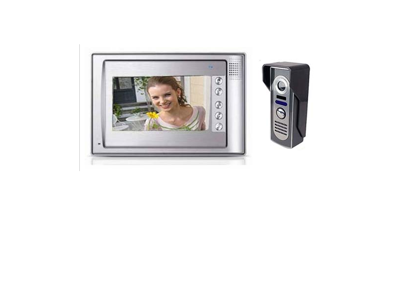 Hands Free Video Door Entry System